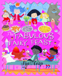 A Fabulous Fairy Feast av Sue Heap (Heftet)