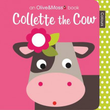 Collette the Cow av Nina Govan og Olive&Moss (Pappbok)