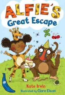 Alfie's Great Escape av Kate Irwin (Heftet)