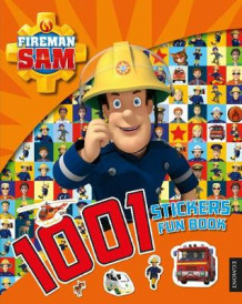 Fireman Sam 1001 Stickers Fun Book (Heftet)