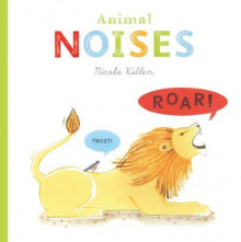 Animal Noises av Nicola Killen (Pappbok)