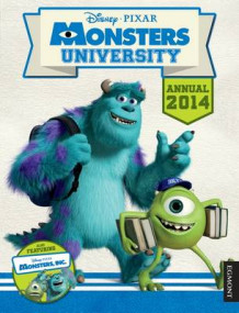 Disney Monsters University Annual 2014 (Innbundet)
