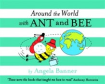 Around the World with Ant and Bee av Angela Banner (Innbundet)