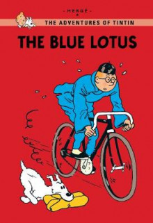 The Blue Lotus av Herge (Heftet)