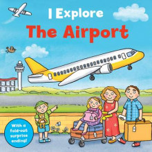 I Explore the Airport av Dr. Mike Goldsmith (Pappbok)