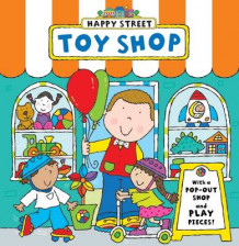 Happy Street: Toy Shop (Pappbok)
