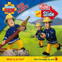 Fireman Sam: Red Alert! Hide and Slide (Pappbok)