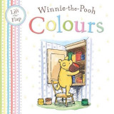 Omslag - Winnie the Pooh Colours