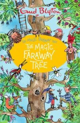 Omslag - The Magic Faraway Tree