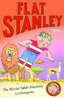 Jeff Brown's Flat Stanley: The African Safari Discovery av Josh Greenhut og Sara Pennypacker (Heftet)