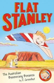 Jeff Brown's Flat Stanley: The Australian Boomerang Bonanza av Alice Hill (Heftet)