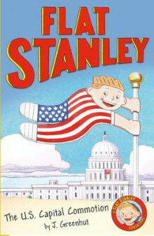 Jeff Brown's Flat Stanley: The US Capital Commotion av Josh Greenhut (Heftet)