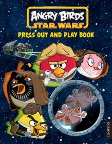 Angry Birds Star Wars Press-Out and Play (Eksperimentell innbinding)