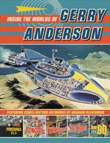 Inside the World of Gerry Anderson (Innbundet)