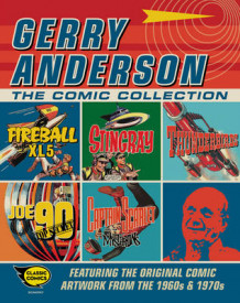 Gerry Anderson the Comic Collection (Innbundet)