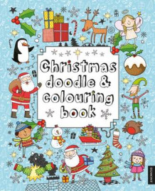 Christmas Doodle and Colouring Book (Heftet)