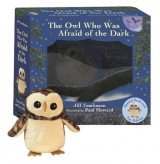 Omslag - The Owl Who Was Afraid of the Dark Book & Plush Set