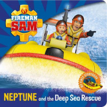 Fireman Sam: My First Storybook: Neptune and the Deep Sea Rescue av Egmont Publishing UK (Pappbok)