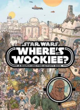 Omslag - Star Wars Where's the Wookiee Search and Find Book
