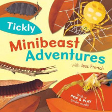 Tickly Minibeast Adventures av Jess French (Innbundet)
