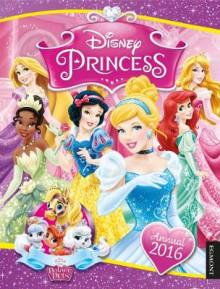 Disney Princess Annual 2016 av Egmont UK Ltd (Innbundet)