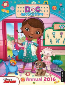 Doc Mcstuffins Annual 2016 av Egmont UK Ltd (Innbundet)