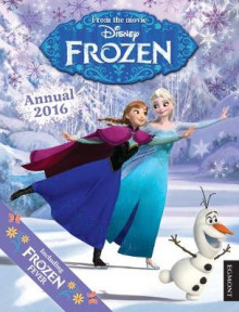 Disney Frozen Annual 2016 av Egmont UK Ltd (Innbundet)