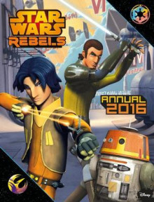 Star Wars Rebels Annual 2016 av Egmont UK Ltd (Innbundet)