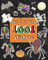 Omslag - Spine-Tingling 1001 Stickers