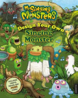 Omslag - My Singing Monsters Design Your Own Monster