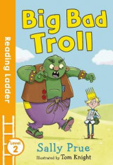 Omslag - Big Bad Troll