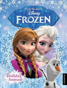 Disney Frozen Holiday Annual (Innbundet)