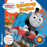 Omslag - Thomas & Friends: The Runaway Engine Sound Book