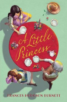 A Little Princess av Frances Hodgson Burnett (Innbundet)