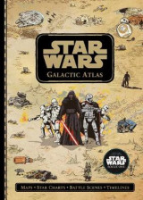 Omslag - Star Wars Galactic Atlas