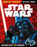 Omslag - Star Wars: Darth Vader Activity Book with Stickers