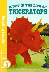 Omslag - A Day in the Life of Triceratops