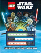 Omslag - The Official LEGO Star Wars Annual 2016