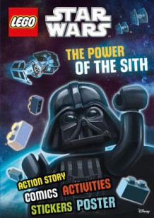 LEGO Star Wars: The Power of the Sith (Sticker Poster Book): Activity Book with Stickers (Heftet)