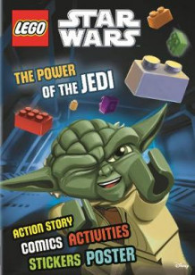LEGO Star Wars: The Power of the Jedi (Sticker Poster Book): Activity Book with Stickers (Heftet)