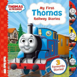 Omslag - Thomas & Friends: My First Thomas Railway Stories