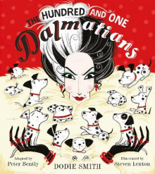 The Hundred and One Dalmatians av Peter Bently og Dodie Smith (Heftet)