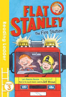 Flat Stanley and the Fire Station av Jeff Brown (Heftet)