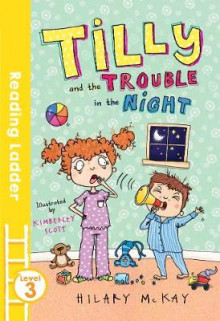 Tilly and the Trouble in the Night av Hilary McKay (Heftet)