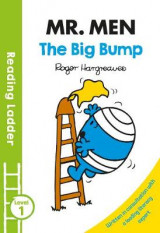 Omslag - Mr Men: The Big Bump