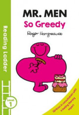 Omslag - Reading Ladder: Mr Men: So Greedy Level 1