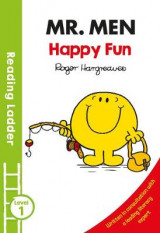 Omslag - Reading Ladder: Mr Men: Happy Fun Level 1