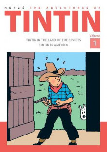 The Adventures of Tintin: Volume 1 av Herge og Georges Remi (Innbundet)