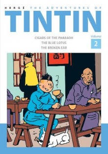 The Adventures of Tintin: Volume 2 av Herge (Innbundet)