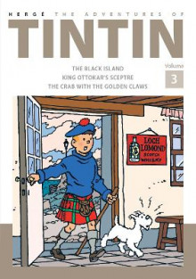 The Adventures of Tintin: Volume 3 av Herge (Innbundet)